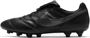 Nike Premier II Firm Ground - Black Dark Smoke Grey Chile Red (917803061)
