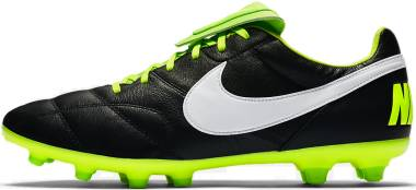 Nike Premier II Firm Ground - Black (917803013)