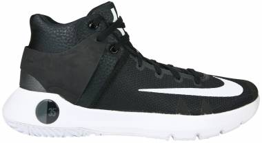 Nike KD Trey 5 IV - Schwarz Black White Dark Grey