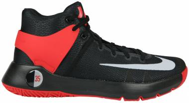 Nike KD Trey 5 IV - Black (844571600)