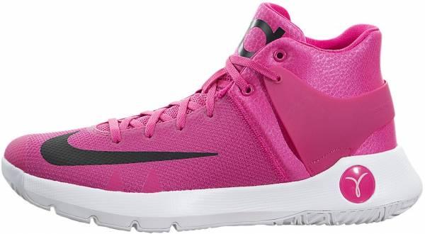 Nike KD Trey 5 IV Pink/Black/White