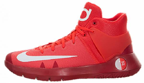 Nike KD Trey 5 IV - Red