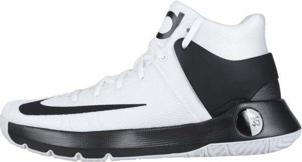 super popular 85ad1 e41c1 Nike KD Trey 5 IV White Black