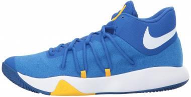 Nike KD Trey 5 V - Royal Blue White University Gold