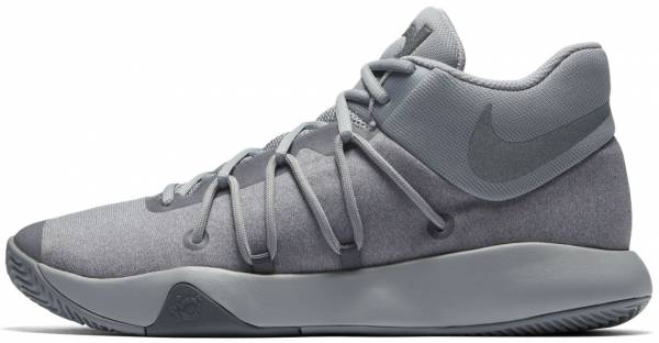 Nike KD Trey 5 V - Gray White (897638011)