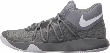 Nike KD Trey 5 V - Cool Grey White Wolf Grey Black (897638002)