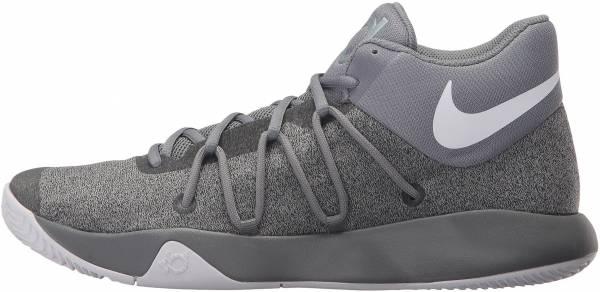 Nike KD Trey 5 V - Cool Grey White Wolf Grey Black (897638002)