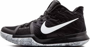 Nike Kyrie 3 - Black/White-white (852415001)