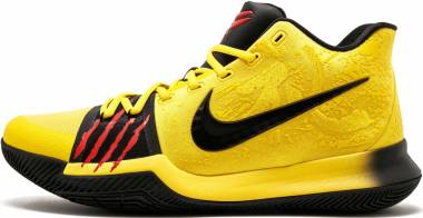 Nike Kyrie 3 Yellow Men
