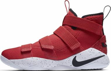Nike LeBron Soldier XI Red Men