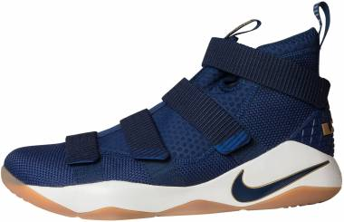 Nike LeBron Soldier XI White/Pure Platinum Men