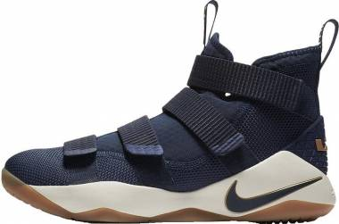 Nike LeBron Soldier XI Blue Men