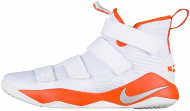 Nike LeBron Soldier XI White Men