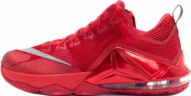 Nike LeBron XII Low - Red (724557616)