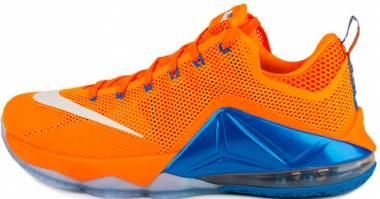 Nike LeBron XII Low - Orange