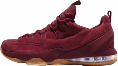 Nike LeBron XIII Low Premium Red Men