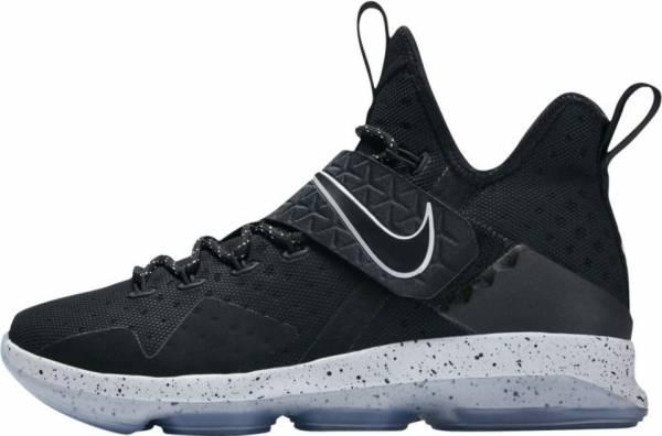 Nike LeBron XIV - Black White Ice (852405002)