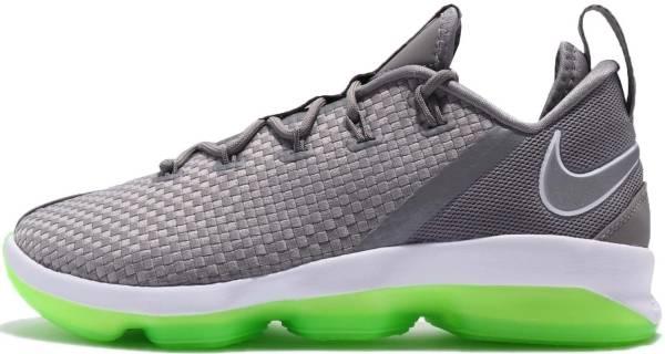Nike LeBron XIV Low - DUST/REFLECT SILVER