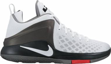 Nike LeBron Zoom Witness - White/Black