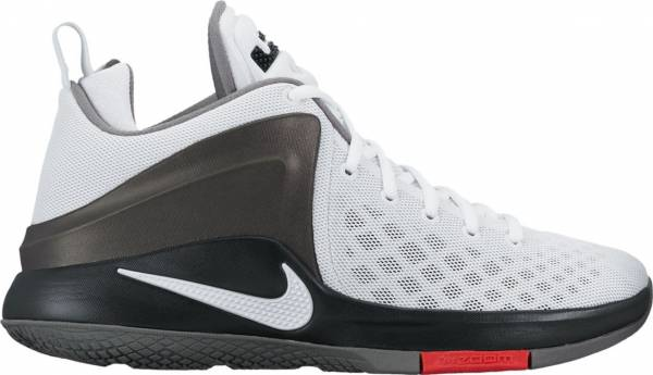 Nike LeBron Zoom Witness - White/Black (852439100)
