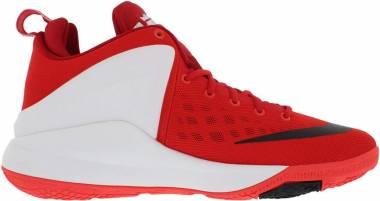 Nike LeBron Zoom Witness University Red/Black/White Men