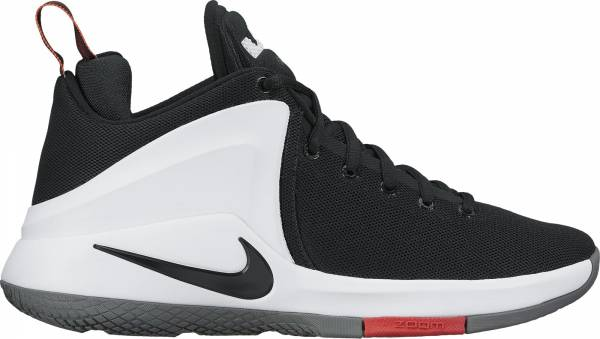 buy popular e5238 588cc Nike LeBron Zoom Witness Black