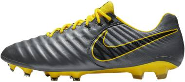Nike Tiempo Legend VII Elite Firm Ground - grau (AH7238070)