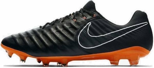online retailer 47ea9 213f1 Nike Tiempo Legend VII Elite Firm Ground Black