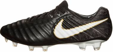 Nike Tiempo Legend VII Elite Firm Ground - Black (897752002)