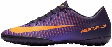 Nike MercurialX Victory VI Turf - Purple (Purple Dynasty/Hyper Grape/Total Crimson/Bright Citrus)