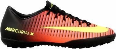 Nike MercurialX Victory VI Turf - Crimson / Black