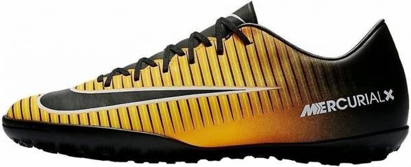 Nike MercurialX Victory VI Turf - Orange Laser Orange Black White Volt (831968801)