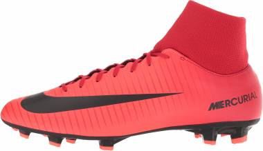 Nike Mercurial Victory VI Dynamic Fit Firm Ground - Red (903609616)