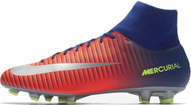 Nike Mercurial Victory VI Dynamic Fit Firm Ground Deep Royal Blue Men