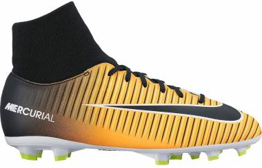 c8832af69c2 Nike Mercurial Victory VI Dynamic Fit Firm Ground Orange (Laser  Orange Black White
