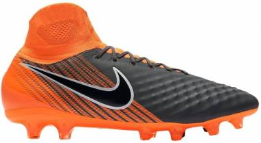 Nike Magista Obra II DF Pro Firm Ground Dark Grey Men