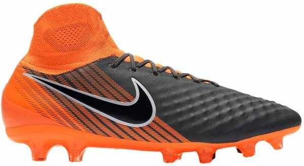 online retailer 2e1b2 1a6f2 Nike Magista Obra II DF Pro Firm Ground Dark Grey