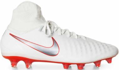 Nike Magista Obra II DF Pro Firm Ground - Red (618321410)