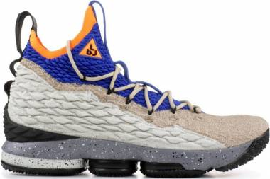 Nike LeBron 15 - Multi Color Racer Blue