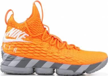 Nike LeBron 15 - Orange (AR5125800)