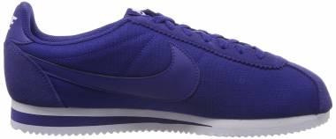 Nike Cortez Basic Nylon - Blue Deep Royal Blue Deep Royal Blue White 407 (807472407)
