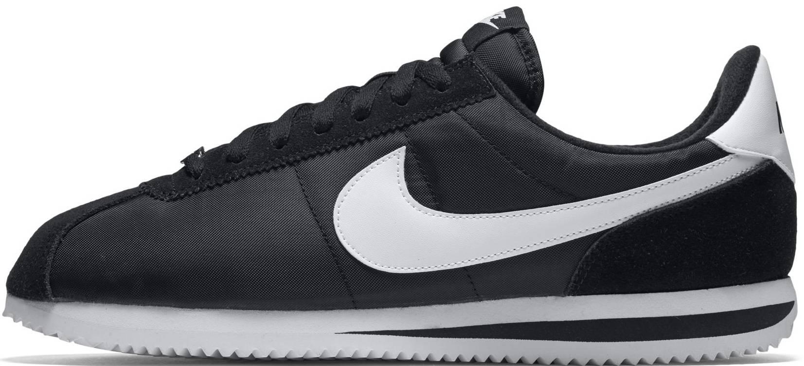 Golpeteo Desarrollar crecimiento  Nike Cortez Basic Nylon sneakers in 5 colors | RunRepeat