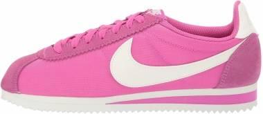 Nike Cortez Basic Nylon - Active Fuchsia / Sail (749864609)