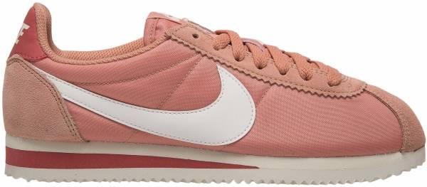 Nike Cortez Basic Nylon - Rosa Rose Gold Summit White Light Redwood 611 (749864611)