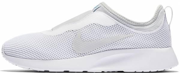 Nike Tanjun Slip-On - White/Platinum
