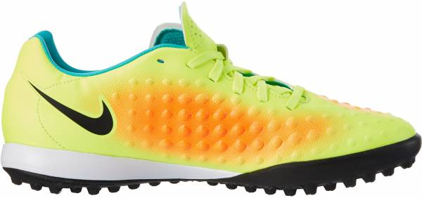 Nike Magista Onda II Turf - Amarillo Volt Black Total Orange Clear Jade (844417708)