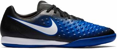 Nike Magista Onda II Indoor - Black/White/Paramount Blue