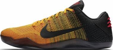 Nike Kobe 11 Elite Low - Orange (822675706)
