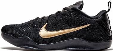 Nike Kobe 11 Elite Low - Black/Black (869459001)