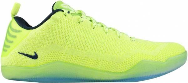 Nike Kobe 11 Elite Low - Lime Green (824463334)